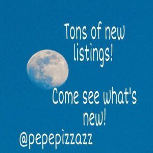 Soooo many new items!!!....